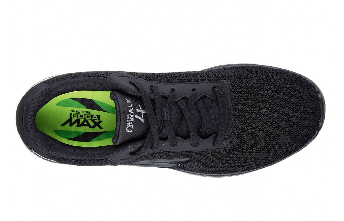 A top view of the Skechers GoWalk 4.