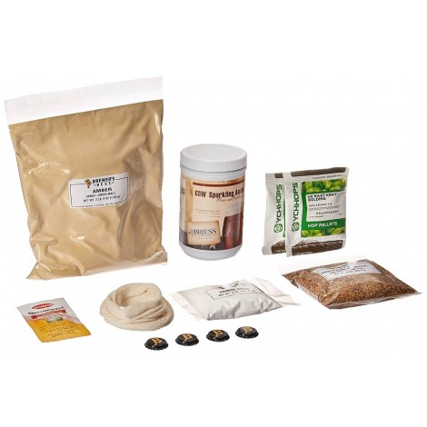 Brewer's Best American Amber Kit