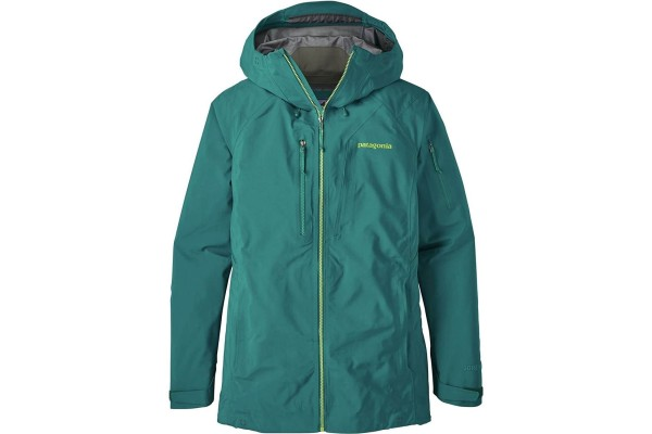The best ski jackets are waterproof, breathable, and comfortable like the Patagonia PowSlayer Jacket.