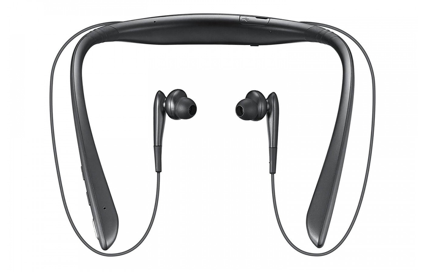 The Samsung Level U Pro headphones are capable of answering calls