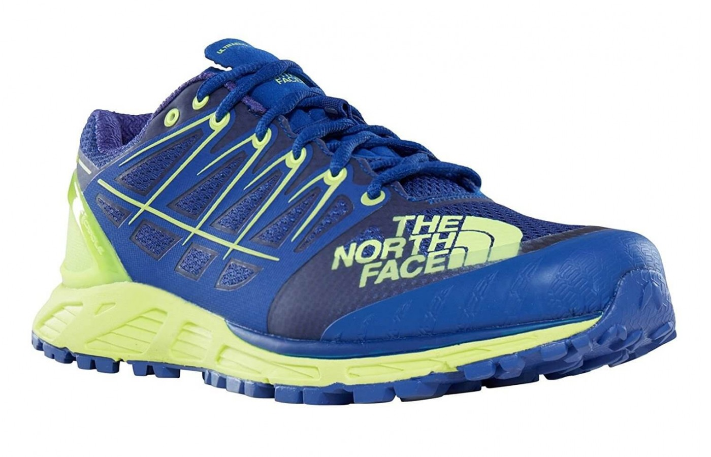 The The North Face Ultra Endurance II has an OrthoLite footbed