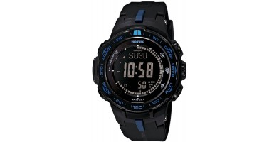 An in depth review of the Casio Pro Trek 3100
