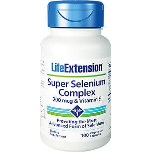 Life Extension Super Selenium Complex