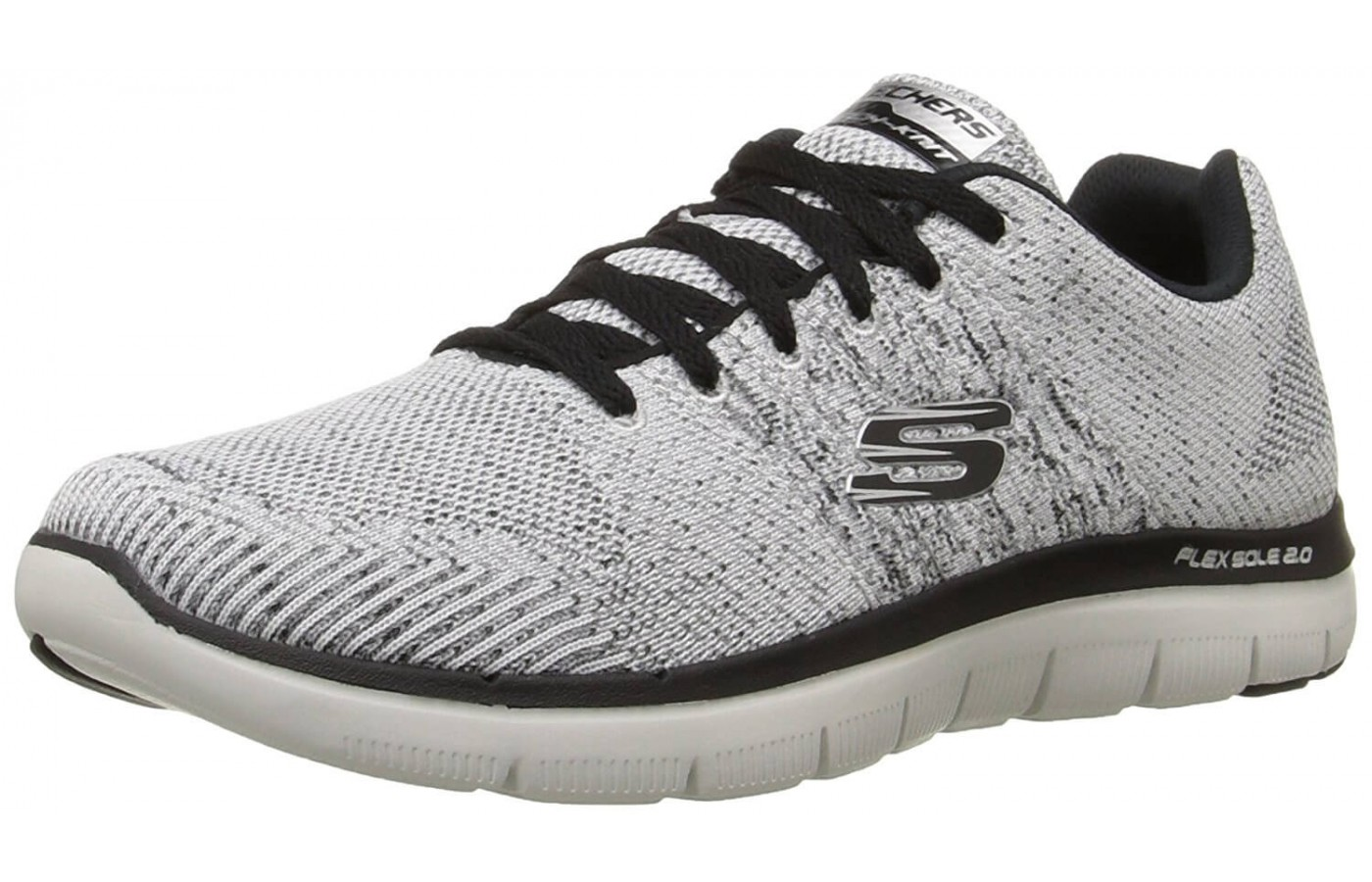 An angled view of the Skechers Flex Advantage 2.0.