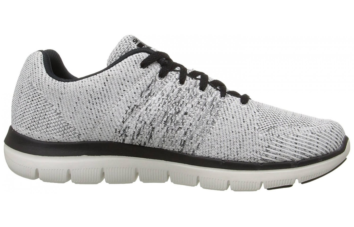 The lateral side of the Skechers Flex Advantage 2.0.