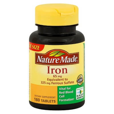 Nature Made supplements