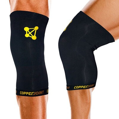 CopperJoint Copper knee sleeves review