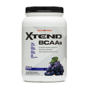 Scivation Xtend best BCAA powder review