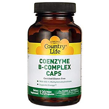 Country Life vitamin b supplement