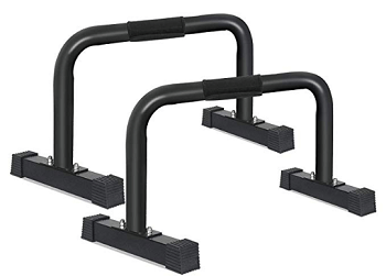 IDEER LIFE Parallettes Push-Up Bar