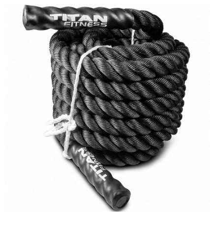 Titan Fitness Poly Battle Rope