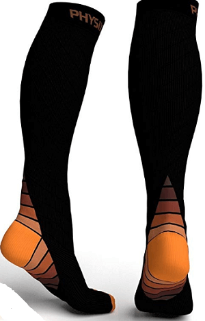 Physix Gear compression socks running review