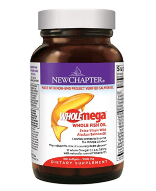 New Chapter Fish Oil