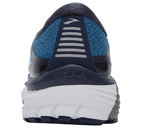 Saucony Ride 10 back view