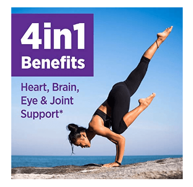 New Chapter Fish Oil benefits