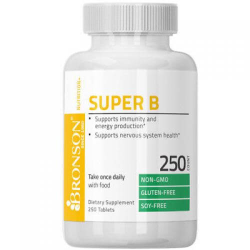 Bronson vitamin b supplement