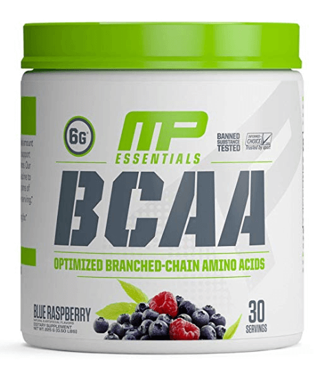 Muscle Pharm 3:1:2 bcaa reviews