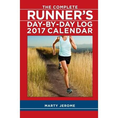 The Complete Runner's Day-By-Day Log