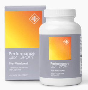 Performance Lab Pre & Post Workout