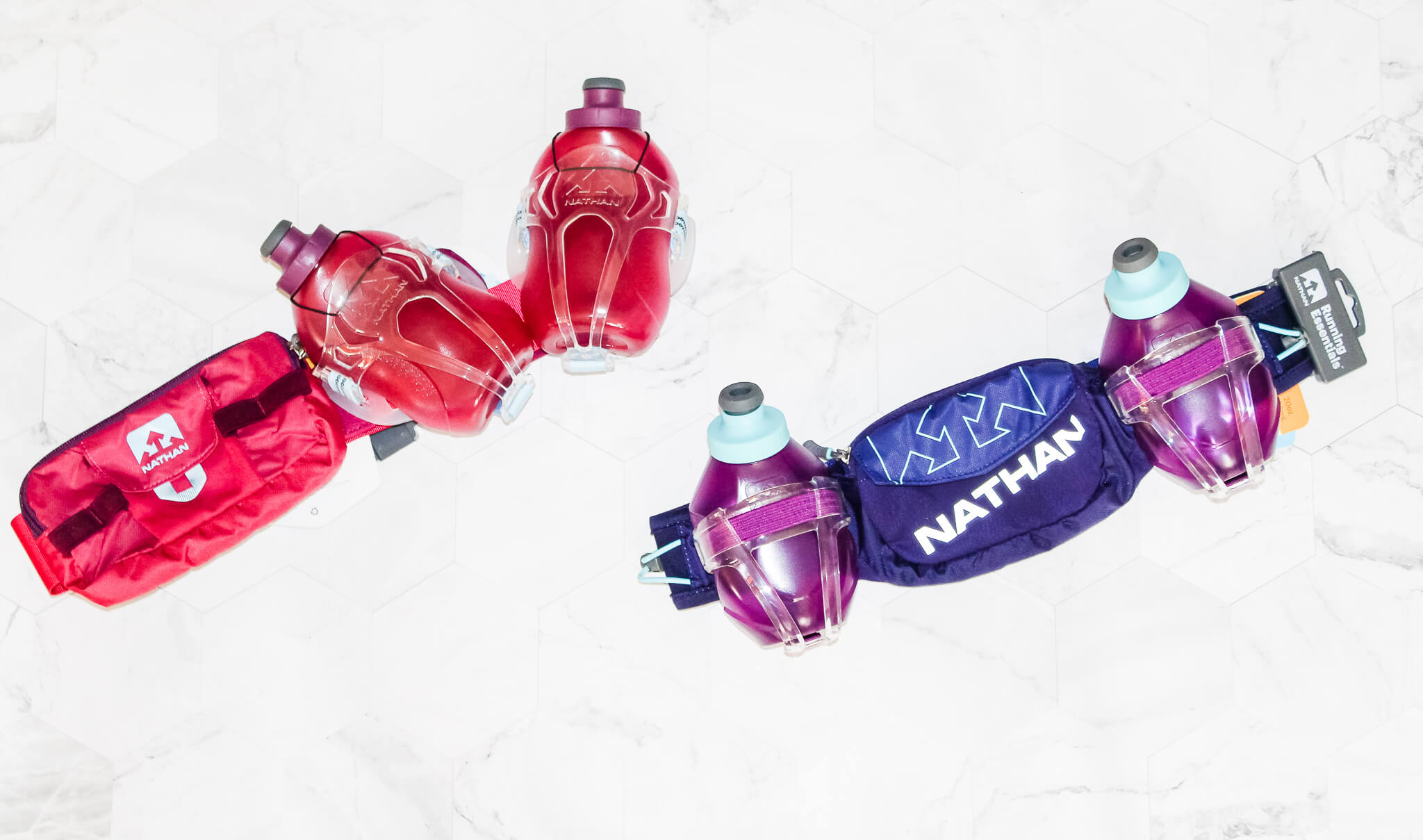 Nathan Trail Mix Plus vs Switchblade: Which Is The Better Hydration Belt?