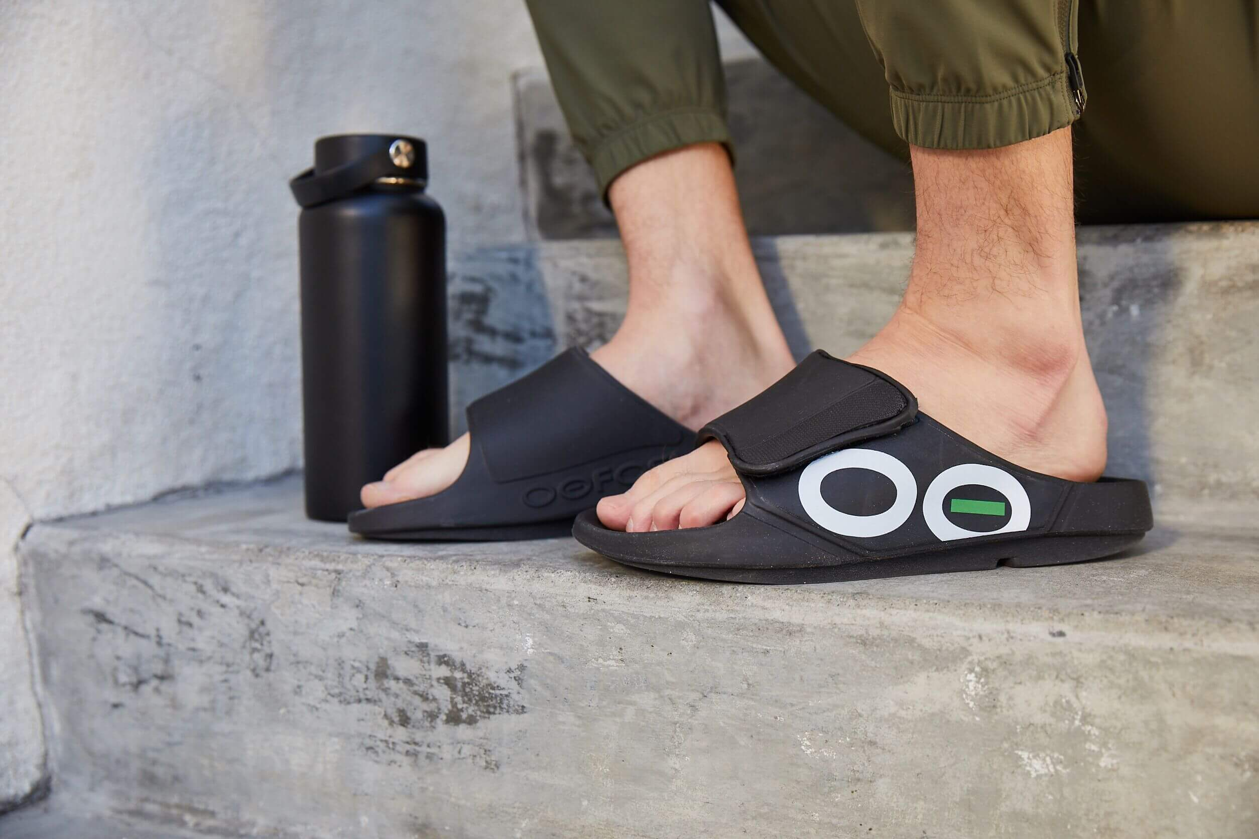 The Rave About OOFOS Recovery Sandals