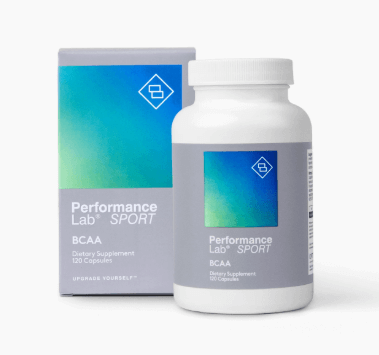 Performance Lab Sport best BCAA supplement review