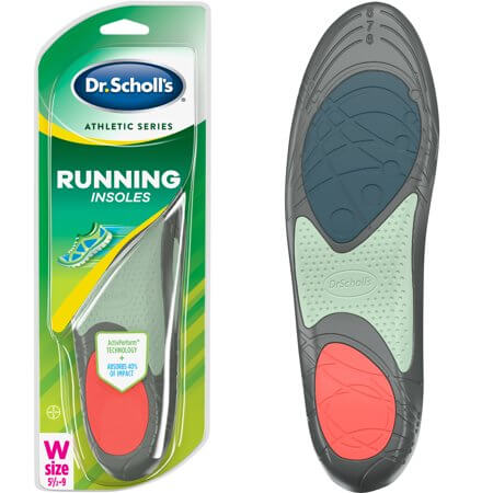 P.R.O. Pain Relief Orthotics for Arch Dr. Scholls inserts