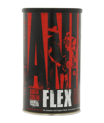 Animal Flex - Complete, All-in-one Joint Supplement - Recover and Restore Joints - with Turmeric Curcumin, Glucosamine, Chondroitin, Hyaluronic Acid