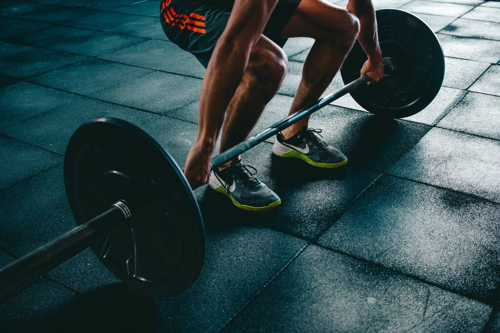 deadlifts for lower back workout