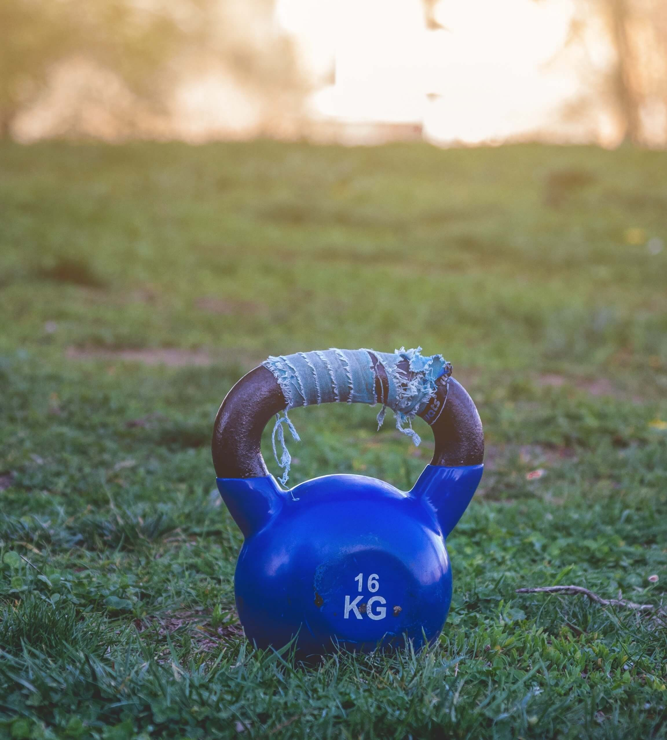 Kettlebell workouts are great for building endurance in runners.