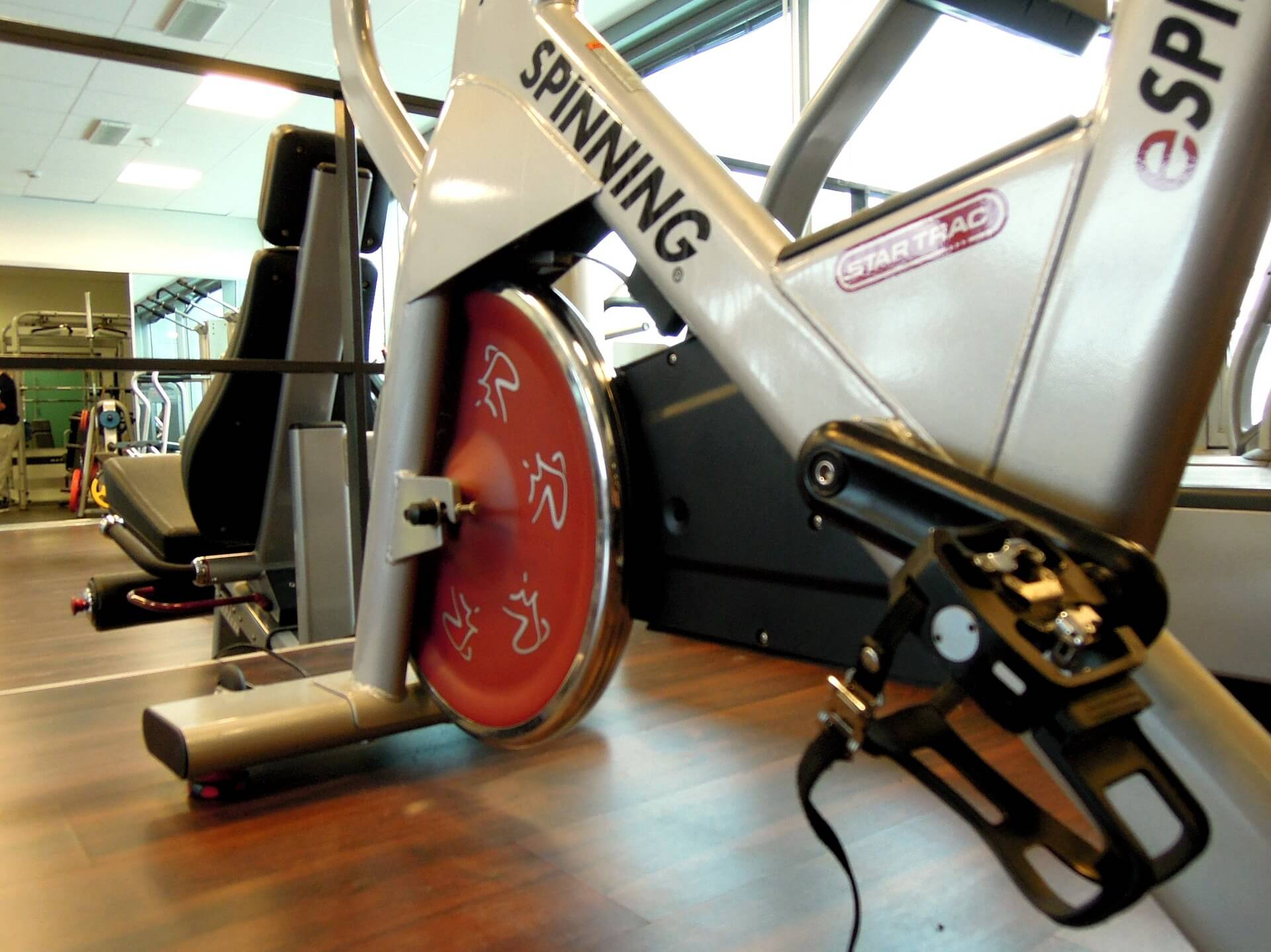 Indoor cycling is a great way for runners to cross train