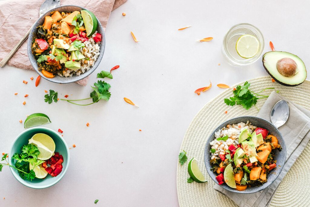 Flexitarian diets have many health benefits for runners.