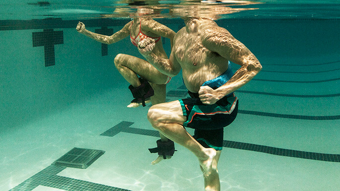 aqua jogging workout for runners