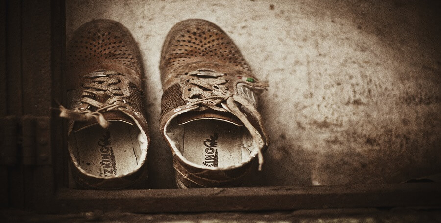 running shoes durability