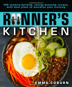 The Runner's Kitchen: 100 Stamina-Building, Energy-Boosting Recipes