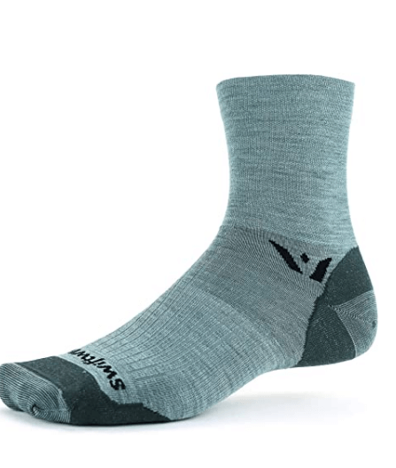 Swiftwick- PURSUIT FOUR Ultralight Trail Running and Cycling Socks