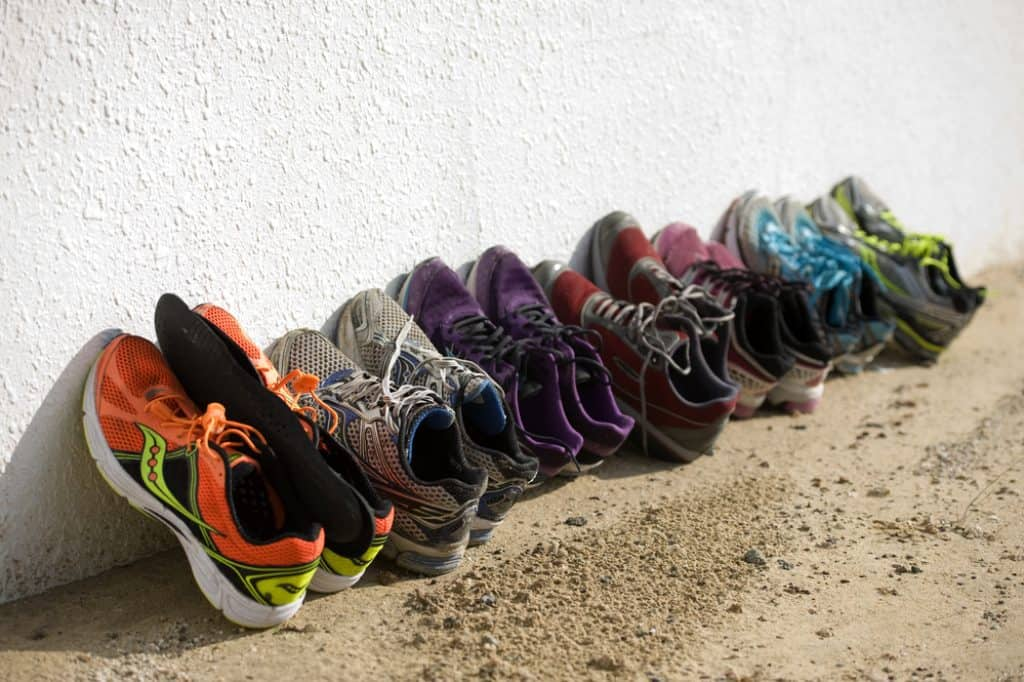 running shoe replacement