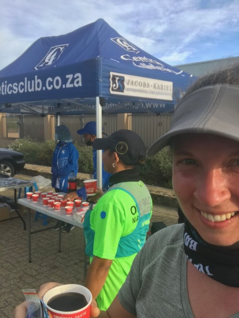 trail running South Africa