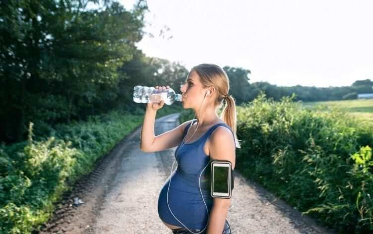 pregnancy and running