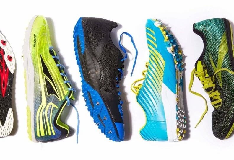 cross country flats vs spikes