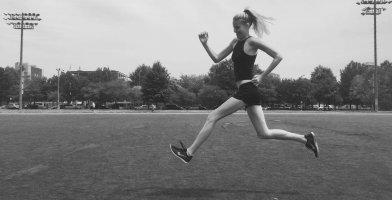 One runner's story on how running helped her stop disordered eating