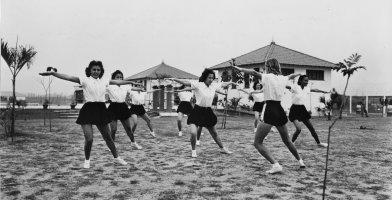 Interesting events in the history of running women.