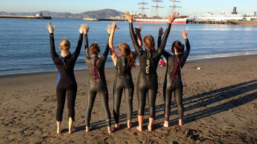 Here's why every runner should sign up for a triathlon.