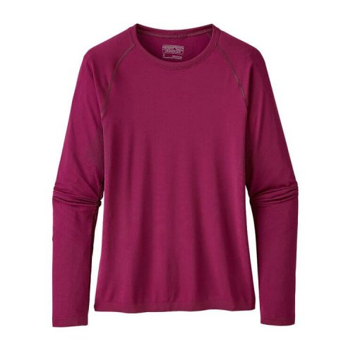 Patagonia Women's Long-Sleeved Slope Runner Shirt
