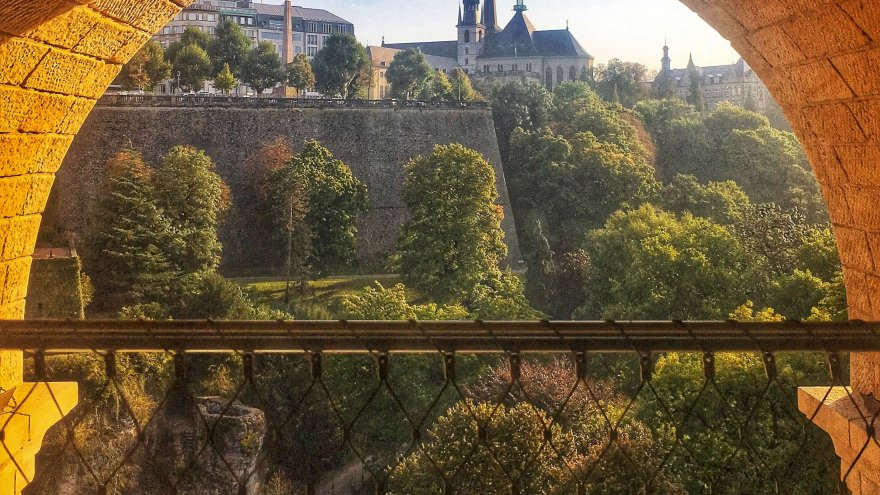 Running Route Gems in Luxembourg
