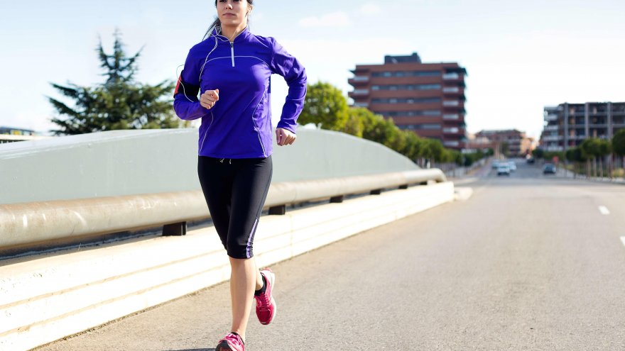 A great list of running goals you can set for yourself that aren't races.