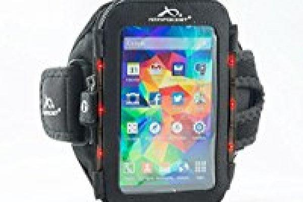 Winters coming, we all love out door activities, especially running, be seen and be safe, winter brings early darkness and the Armpocket Flash packs high