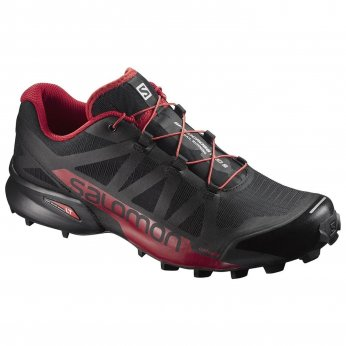 Nice angled view of Salomon Speedcross Pro 2