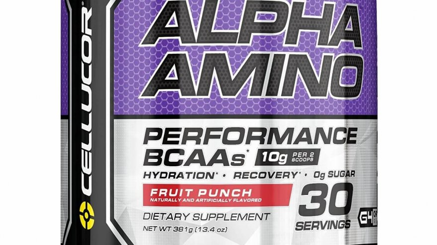 Could BCAAs improve your running?