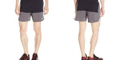 reviews of the best asics running shorts for men and women